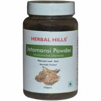 Herbal Hills Jatamansi Powder - 100 gms powder - Pack of 2